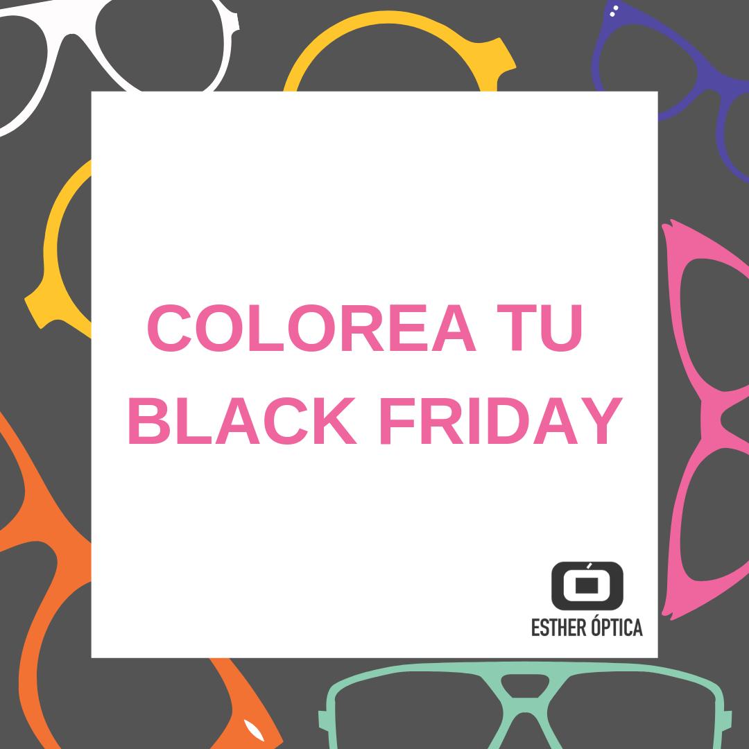 COLOREA TU BLACK FRIDAY